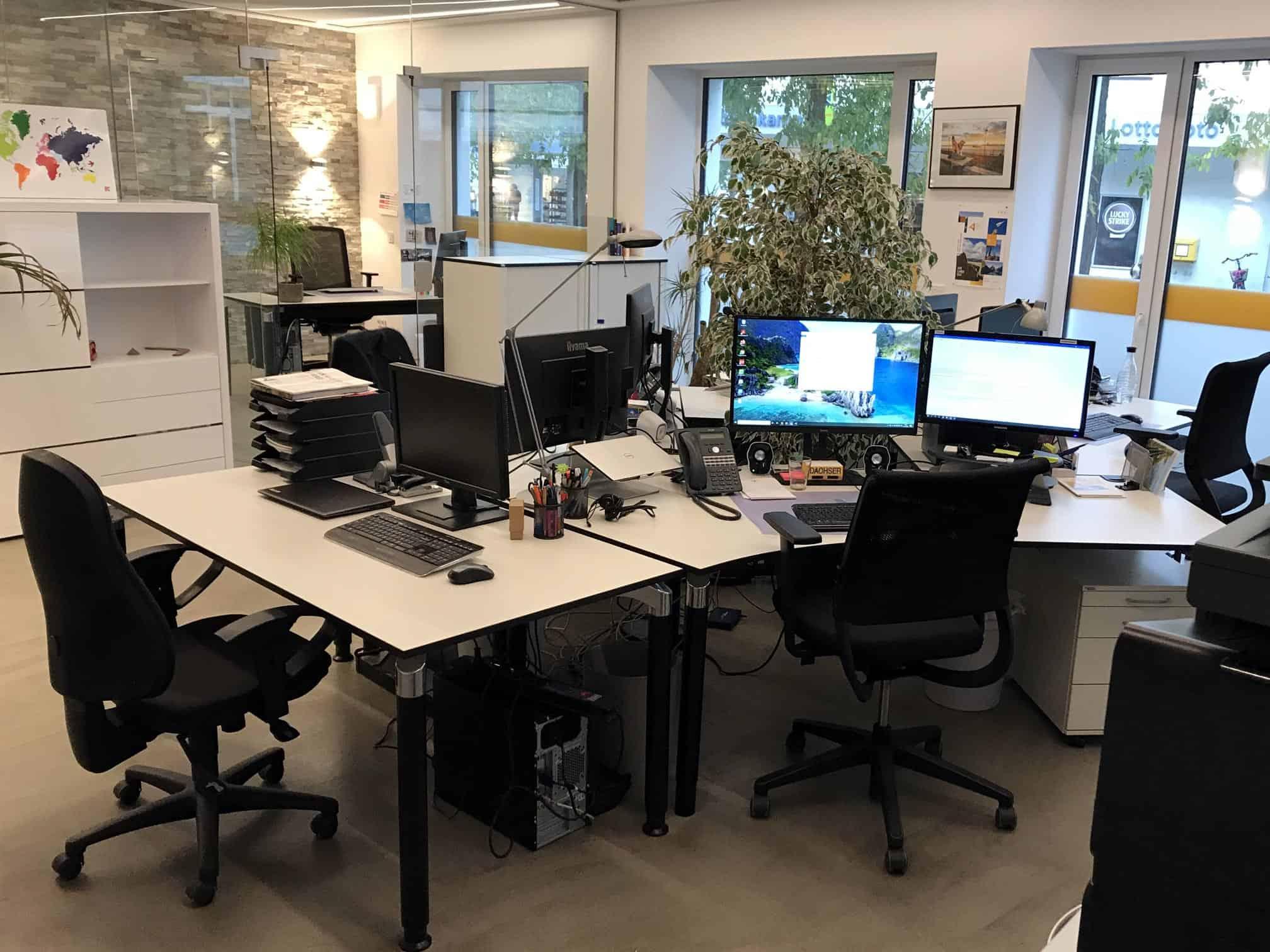 coworking rheda grossraumbuero - CoWorking & Gemeinschaftsbüros in Rheda
